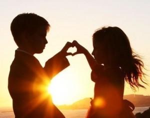 child-couple-heart-kids-love-summer