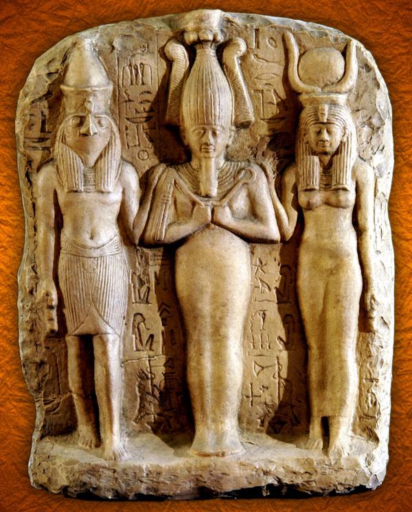 isis osiris horus