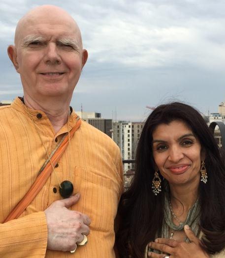 Swaha and Dr. Sarah