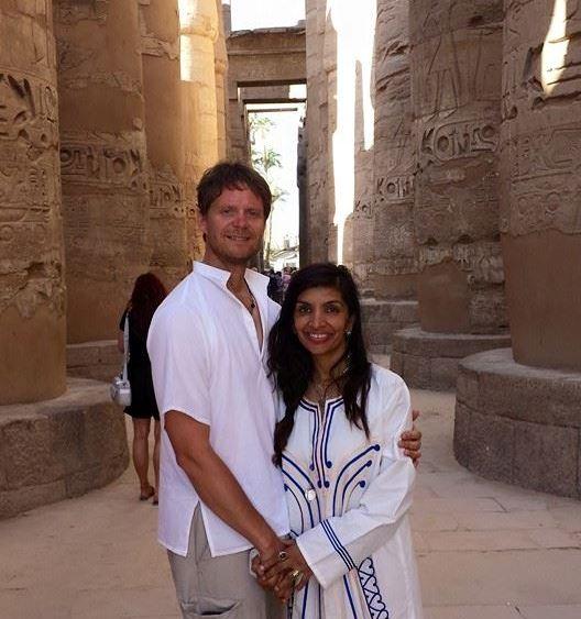 Greg and Sarah Karnak