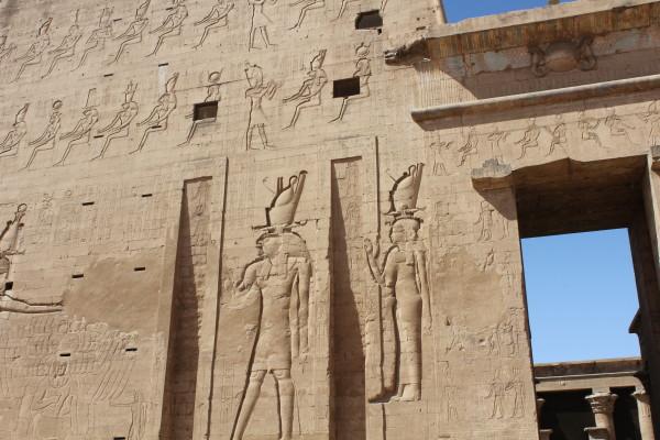 Horus Edfu