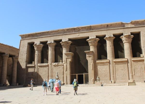 Horus Edfu Front