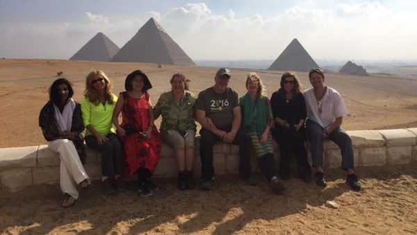 The Great Pyramids of Giza and the Miracle Makers