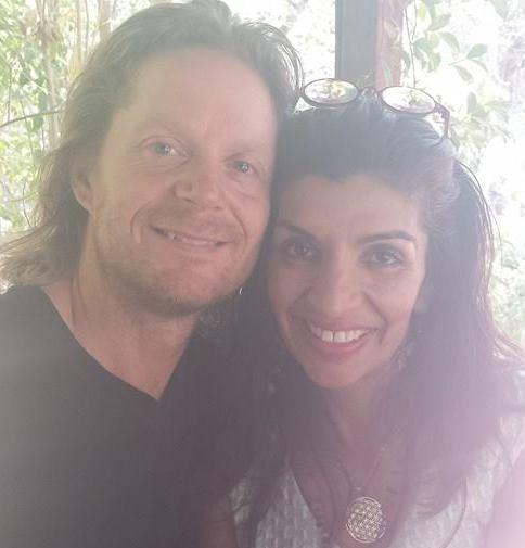 Dr. Sarah and Greg Larsen