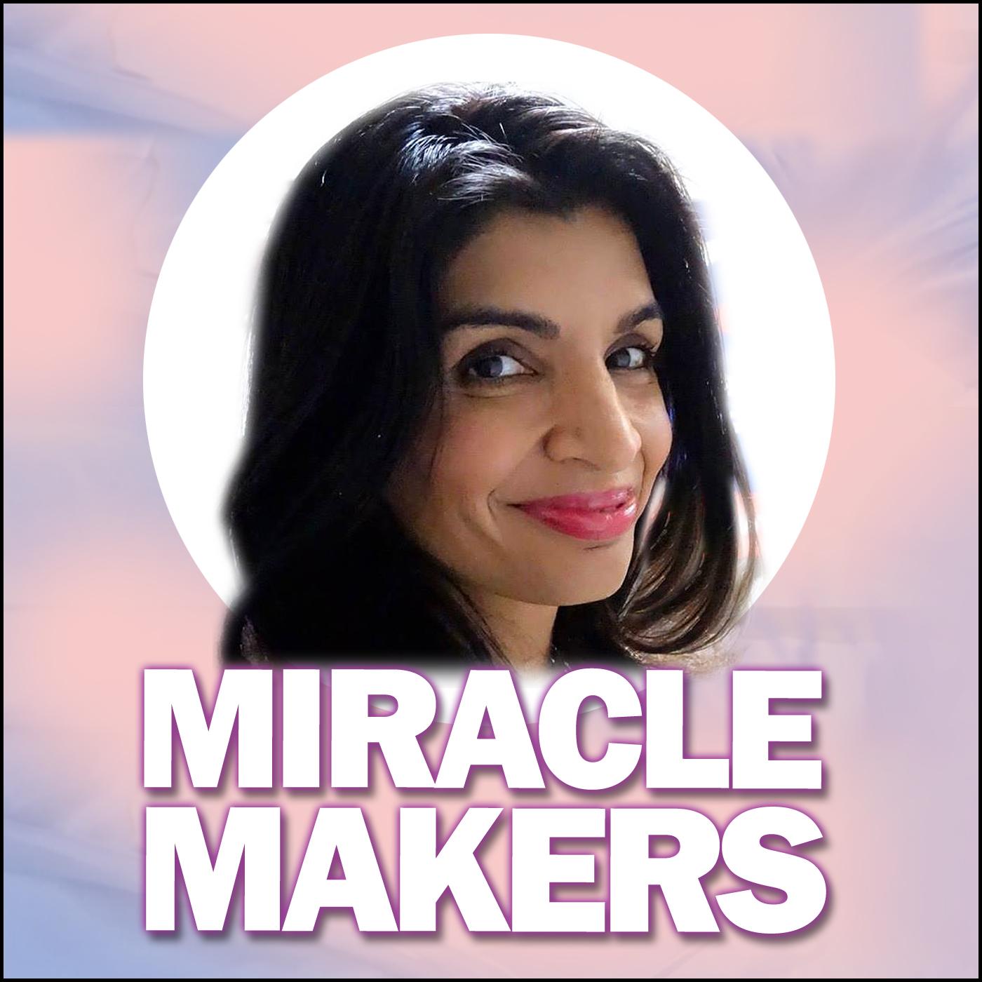 Miracle Makers Dr Sarah Larsen