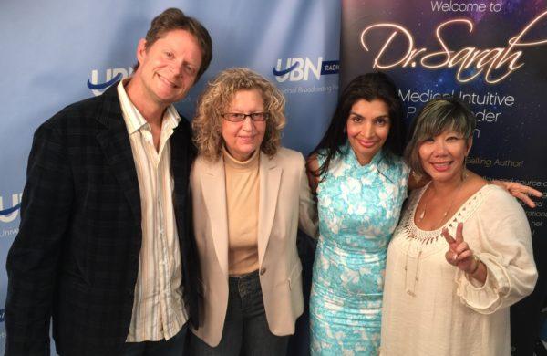 Dr. Marissa Pei and Mary Duda in Studio!