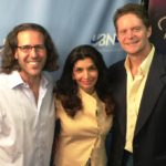 Ira Israel in studio on the Miracle Makers Podcast