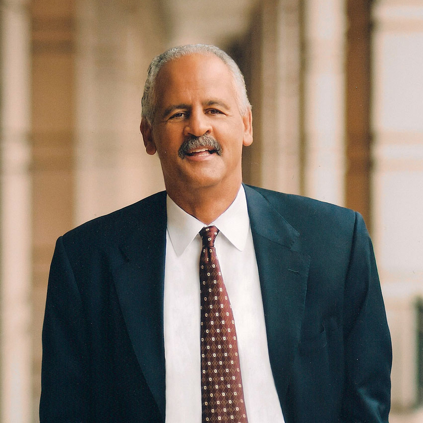 35: Stedman Graham on Self Leadership and Self Love for Success