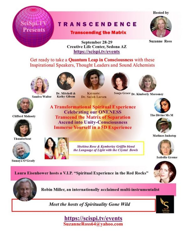 Live Events and MasterClasses with Dr  Sarah Larsen | Dr